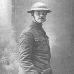 Sergeant Joyce Kilmer c. 1918
