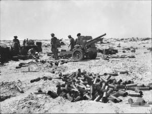Australian Regiment at El Alamein